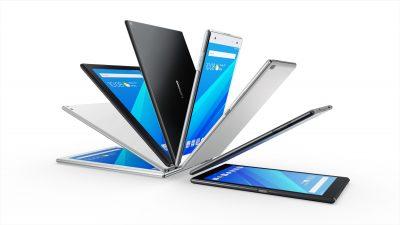 Seria de tablete Lenovo Tab 4 este disponibilă în România