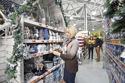 Hornbach deschide pentru al 10-lea an consecutiv Târgul de Crăciun cu mii de articole de sezon