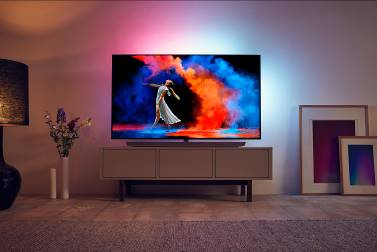Philips OLED 973  Televizorul OLED perfect pentru casa ta