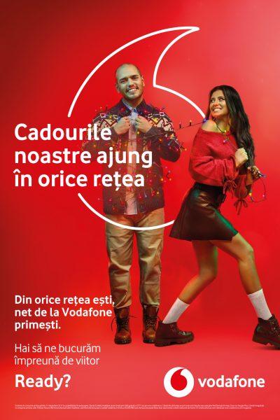 Cartela Vodafone ii rasplateste cu bonusuri de date pe toti utilizatorii serviciilor de date mobile, indiferent de retea •Aplicatia NetPrimesti, pentru masurarea traficului de date, poate fi descarcata de orice utilizator de servicii mobile, din orice retea, pentru a primi bonusuri de date ce vor putea fi folosite pe o Cartela Vodafone •Bonusurile pentru pentru traficul de date consumat ajung pâna la 30.000 MB, la fiecare 28 de zile