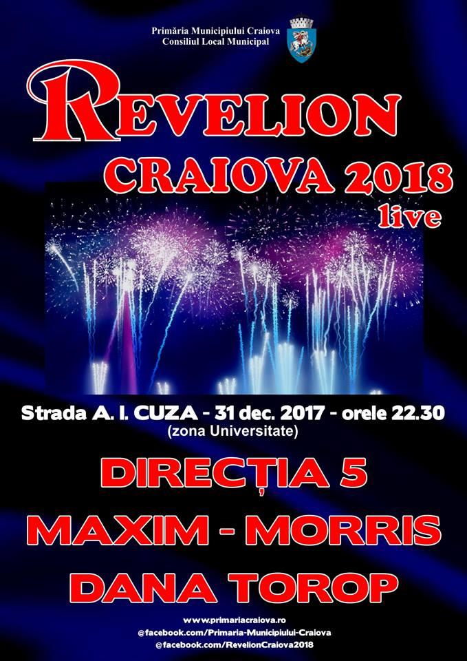 REVELION CRAIOVA 2018