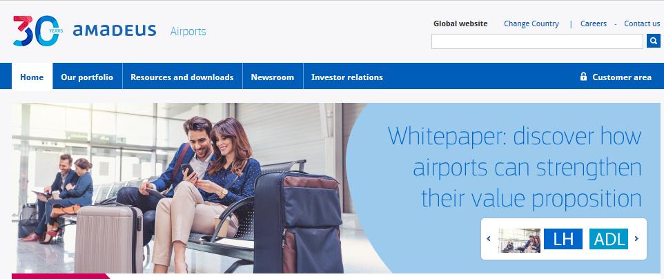 Un nou raport explorează modul în care aeroporturile pot valorifica transformarea digitală