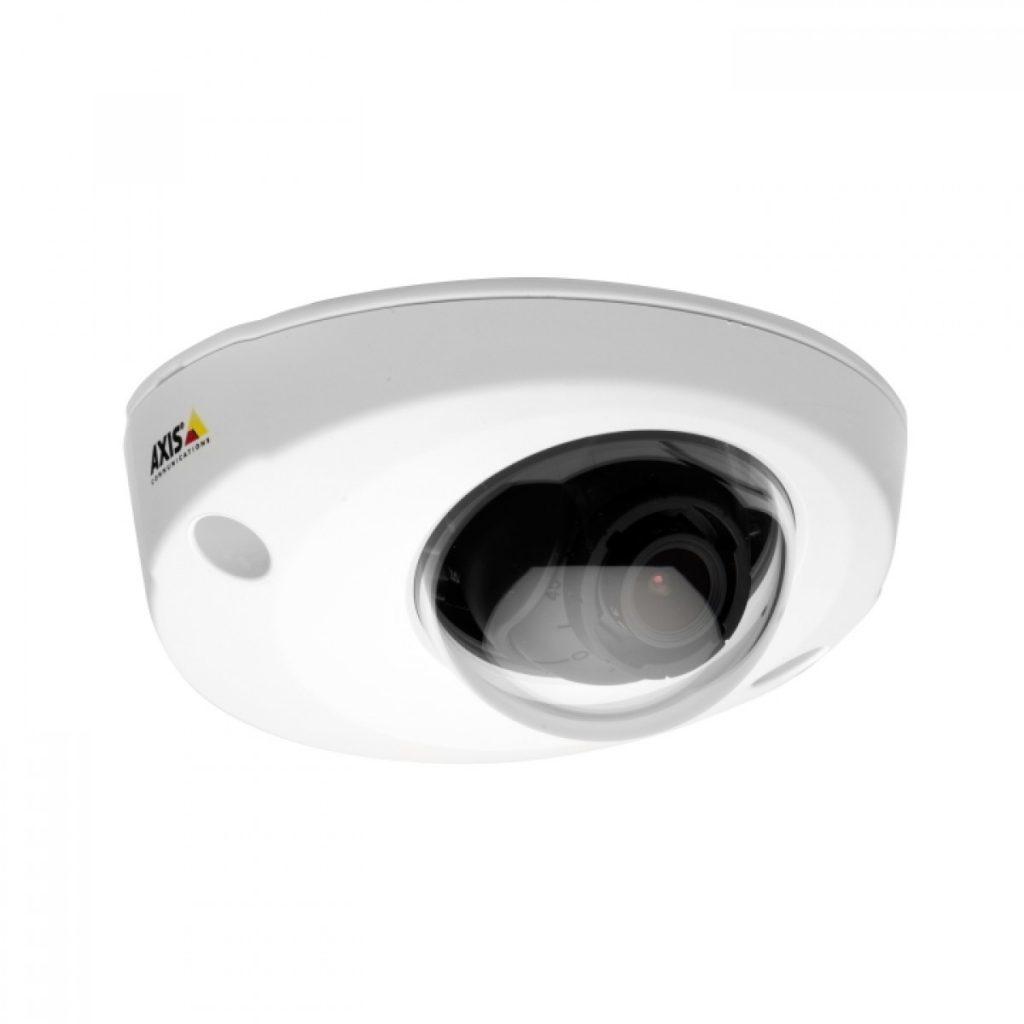 Siguranta in miscare prin camerele mobile de supraveghere video Axis