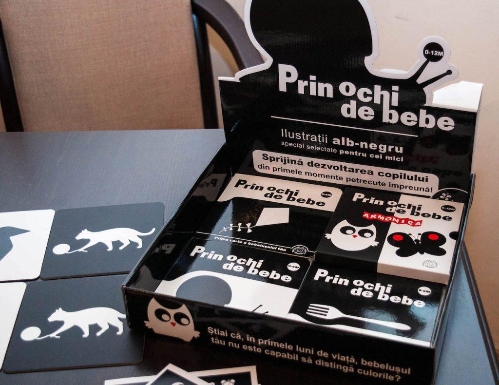 Sierra Madre anunta parteneriatul cu RolCris pentru vanzarea online a seriei de carti #prinochidebebe