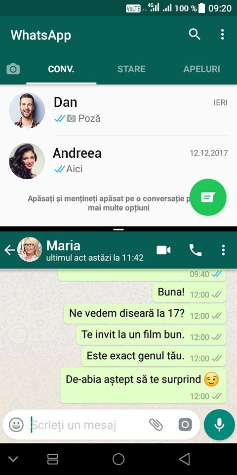 V3 Viper va fi primul smartphone Allview cu funcția Dual Whatsapp