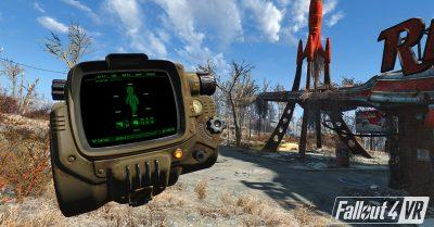 Fallout 4 VR dispune de un nou driver Game Ready