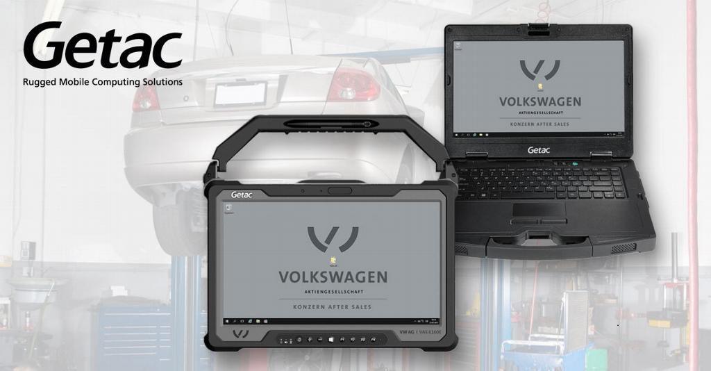Optimizare in Industria Auto –  Volkswagen AG foloseste solutii hardware Getac