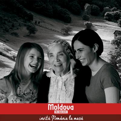 Moldova în Bucate, cel mai vizibil brand din categorie  în luna octombrie 2017