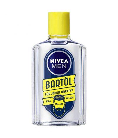 NIVEA MEN v-a pregătit uleiul pentru barba voastră