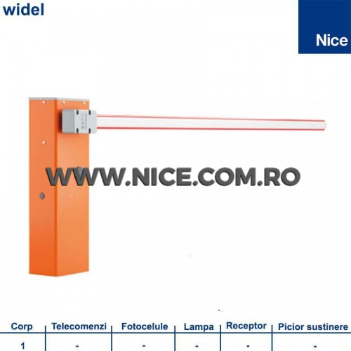 Cum esti primit in magazinul de bariere automate si porti automatizate, Nice