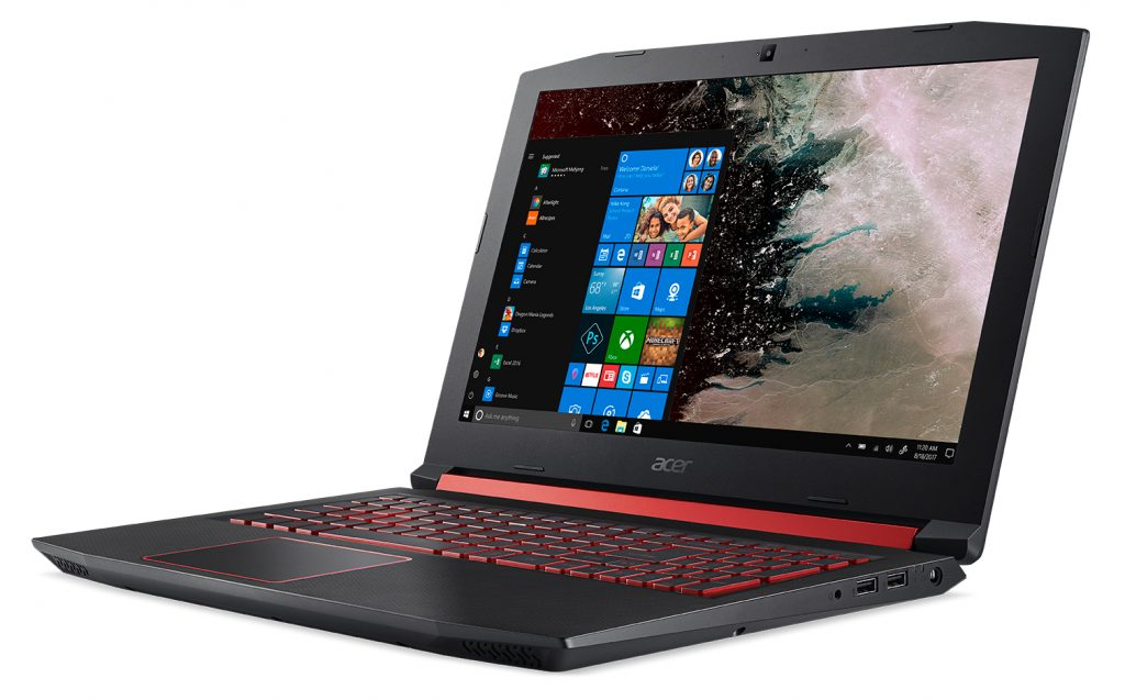 Acer lansează noul laptop de gaming Nitro 5