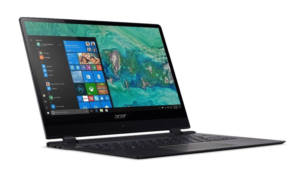 Acer lanseaza noul Swift 7 – redefinirea conceptului  de cel mai subtire laptop din lume