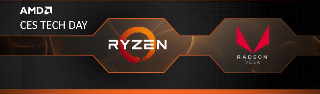 AMD prezintă noi produse CPU și GPU cu performante ridicate în cadrul CES 2018   – Noua generație Ryzen CPU, Noile Ryzen APU, Noile Radeon Vega Mobile GPU disponibile in 2018 –