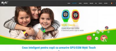 Ceasurile inteligente pentru copii MyKi: mii de unități vândute în 2017, creștere de două cifre în 2018