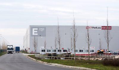CTP își consolidează poziția de cel mai mare proprietar de parcuri logistice din zona capitalei