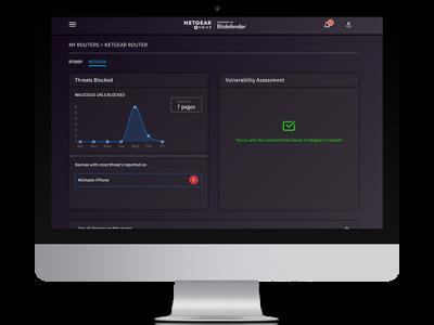 NETGEAR introduce noul serviciu de securitate  ARMOR