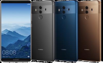 Noutățile Huawei la CES 2018: Mate 10 Pro se lansează în februarie în S.U.A. și compania prezintă prima soluție hibrid de Smart Home Network din lume