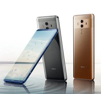 Huawei Mate 10 Pro a fost desemnat cel mai bun smartphone al anului și smartphone-ul cu cea mai bună durată de viață a bateriei din 2017, de către unele din cele mai prestigioase publicații tech la nivel internațional