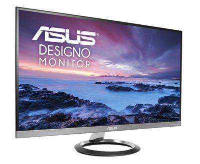 ASUS a lansat monitorul ultrasubțire Designo MZ27AQ pentru divertisment