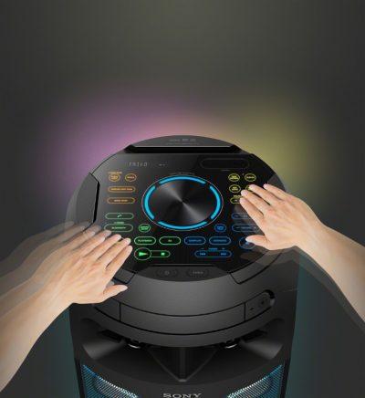 Sony lansează patru noi sisteme audio High Power