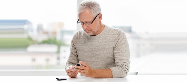 Complicațiile diabetului zaharat  sunt asociate cu neglijența pacienților