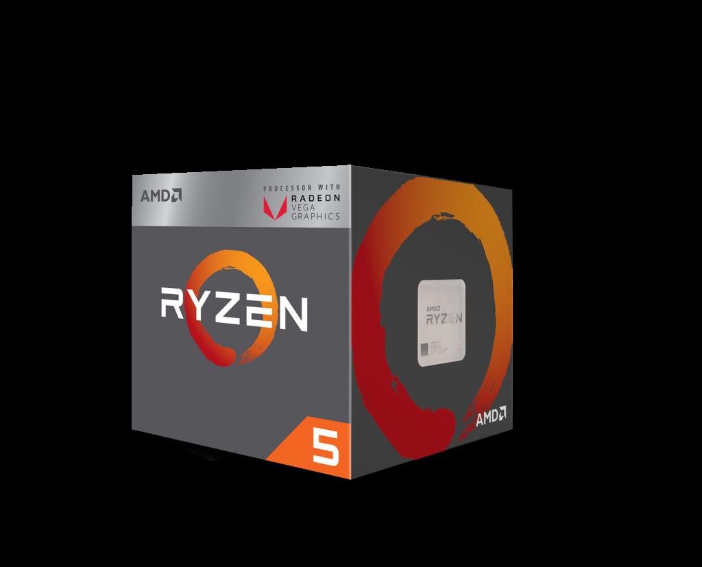 Primele procesoare desktop AMD Ryzen™ APU cu cea mai puternică grafică integrată din lume,  disponibile începând de astăzi