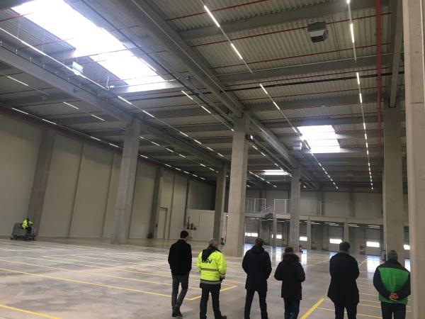 CTP: Investiție de 12 milioane de euro în circa 40.000 m², construiți pentru grupul danez DSV