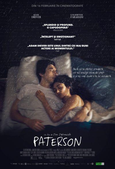 De Valentine's Day, un volum de poezie ține loc de bilet la filmul Paterson