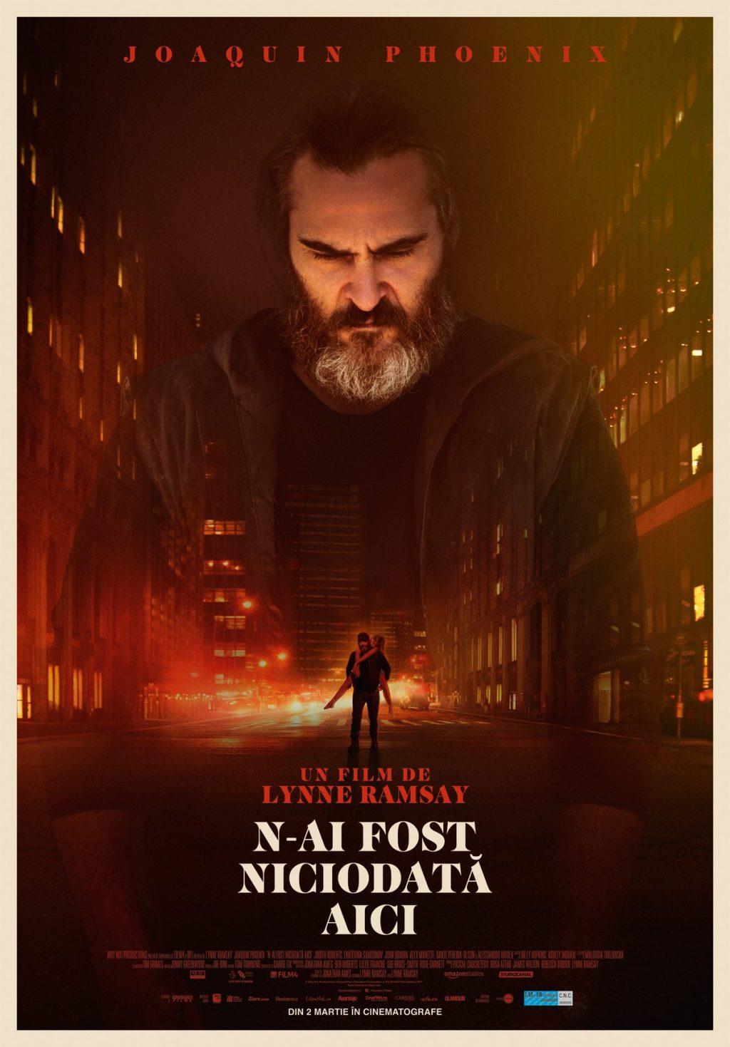 Cel mai recent film cu Joaquin Phoenix ajunge pe ecranele din România  înainte de a fi lansat în S.U.A. și Marea Britanie