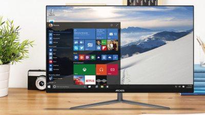 ARCHOS prezintă la MWC 2018 noul PC All in One ARCHOS Vision 215