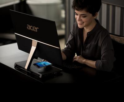 Acer anunta disponibilitatea in Romania a noului PC desktop Aspire S24, cel mai subtire all-in-one din istoria companiei