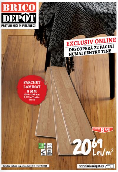 Brico Depôt lansează primul catalog exclusiv online