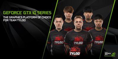Echipa profesionistă de CS: GO, TYLOO se alătură listei GeForce Esports