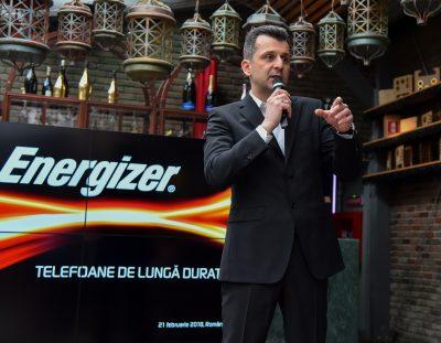 Avenir Telecom lansează telefoanele mobile Energizer® în România