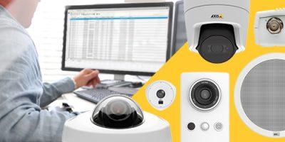 AXIS Device Manager –  solutie de management a echipamentelor de securitate