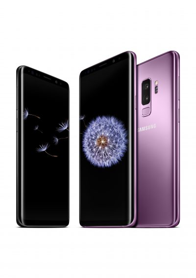 Samsung Galaxy S9 este disponibil pentru precomanda la Vodafone Romania