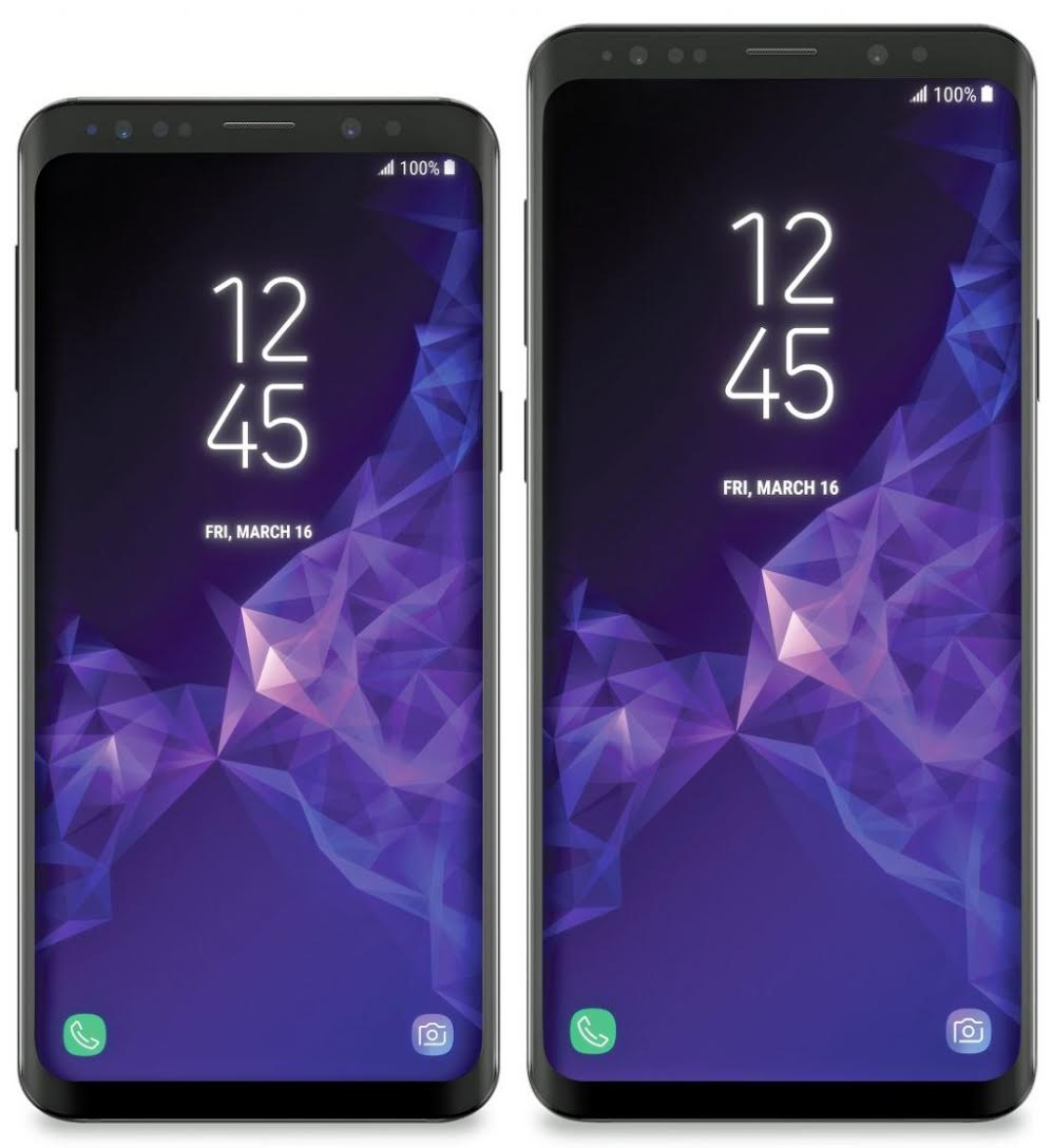 Samsung Galaxy S9 ajunge si la noi!