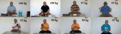 Vlog: Cum am slabit 31 kg in 12 luni fara dieta – 7 pasi pentru o slabire sanatoasa