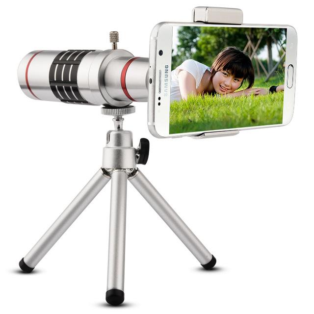 Review: obiectiv Zoom 18X pentru smartphone-uri