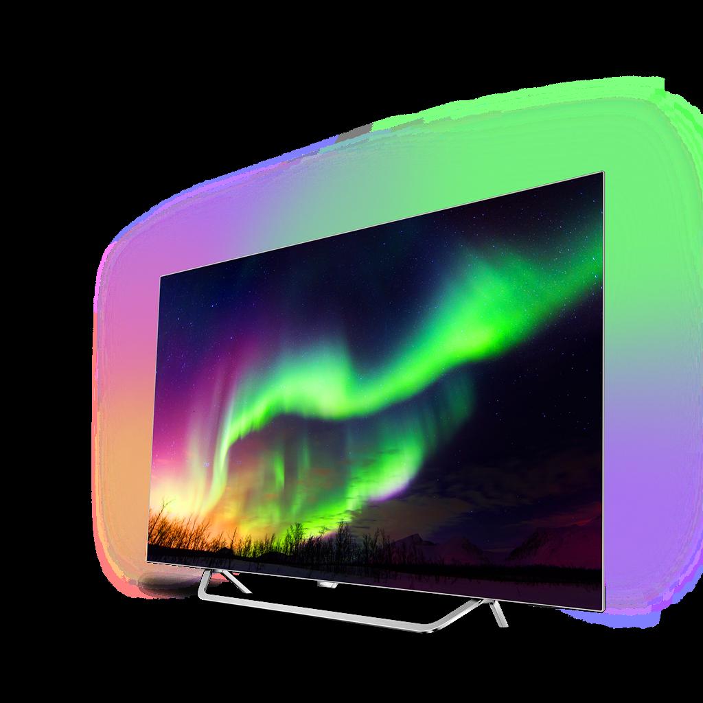 Primul televizor OLED Philips din gama 2018 este disponibil în România