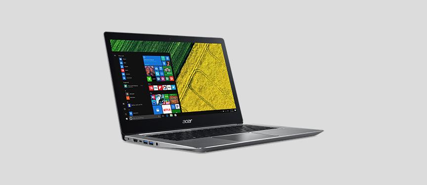 Acer Swift 3 – prezentare video