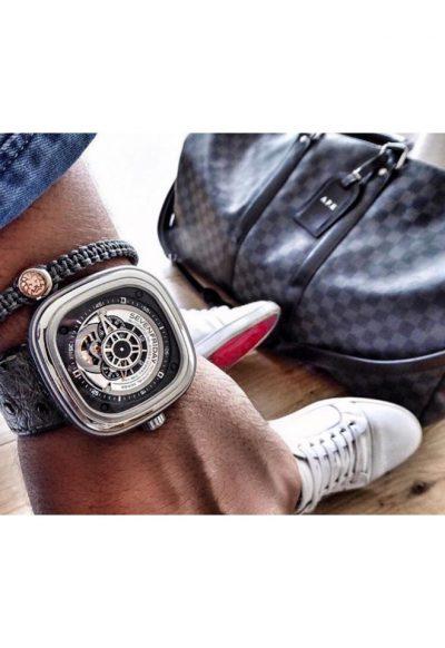 Arata-mi ceasul pe care il porti, ca sa iti spun cine esti!