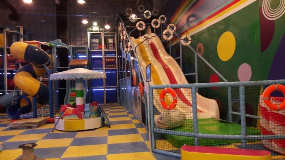 Locurile de joaca si contributia acestora in dezvoltarea copiilor