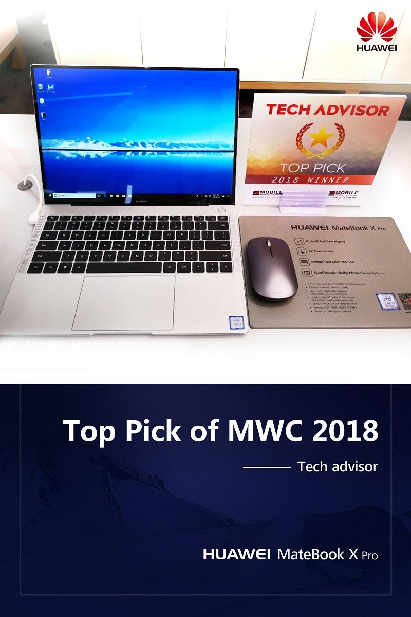 Succesul Huawei la MWC 2018: peste 30 de premii acordate de publicații de tehnologie prestigioase din întreaga lume