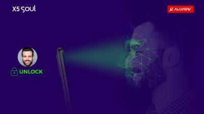 X5 Soul – primul smartphone din România cu tehnologia Deep Face ID pe sistem de operare Android
