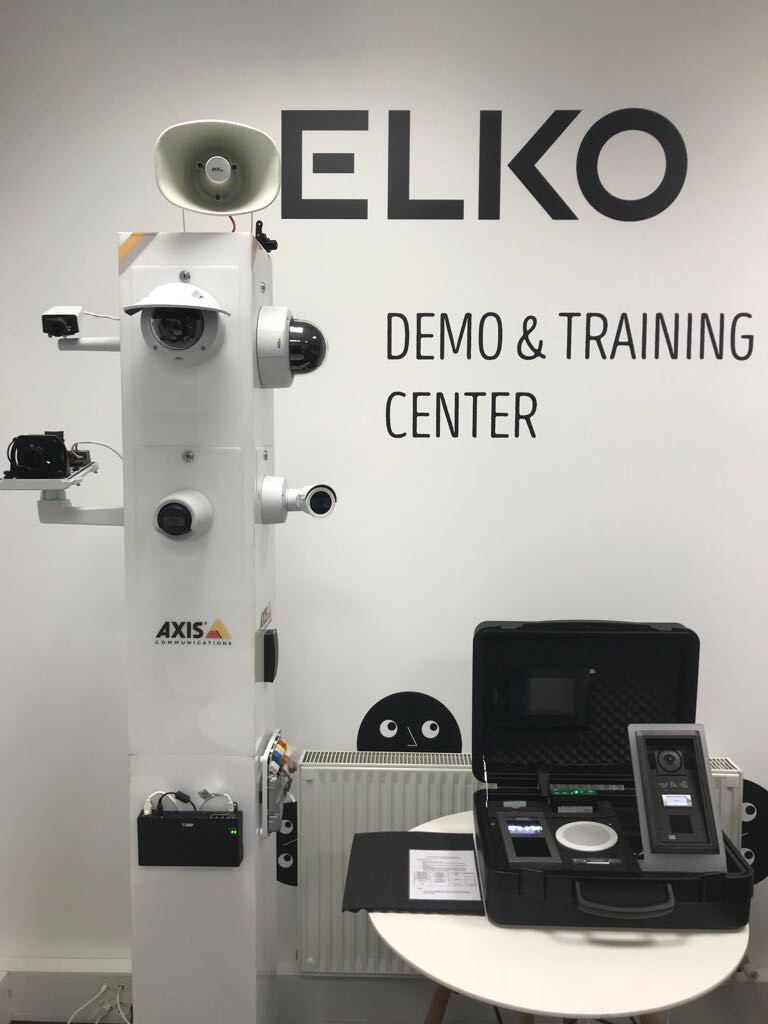 Training 2N la ELKO Demo & Training Center