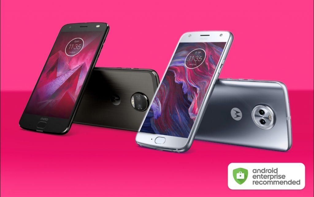 Compania Motorola a fost inclusă în programul Google Android Enterprise Recommended