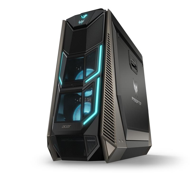 Acer anunta disponibilitatea in Romania a noilor statii  de gaming din seria Predator Orion 9000