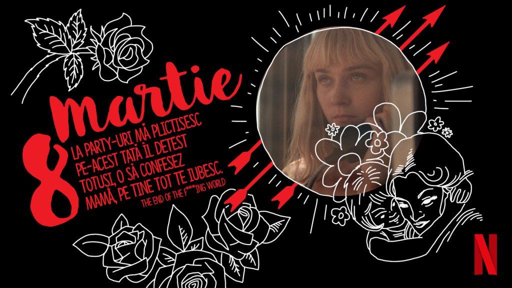 """Personajele din serialele Netflix le urează """"La mulți ani"""" mamelor"""