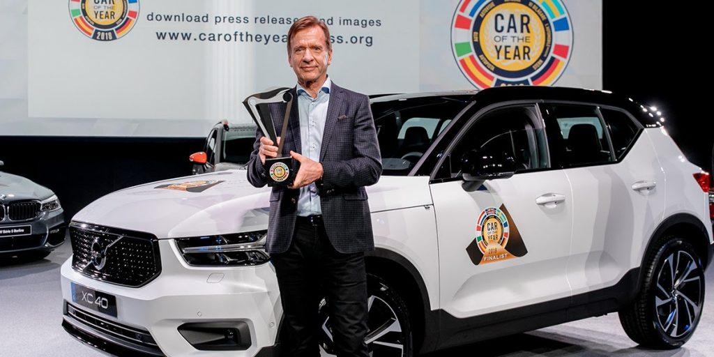 Volvo XC40 Mașina Anului 2018 în Europa